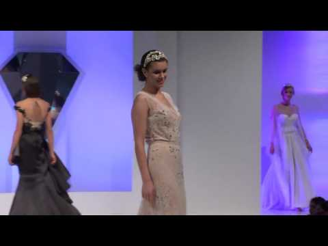 Melbourne Bridal & Honeymoon Expo fashion parade