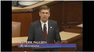 Paulsen Delivers Remarks on Job Crushing 3% Withholding Tax