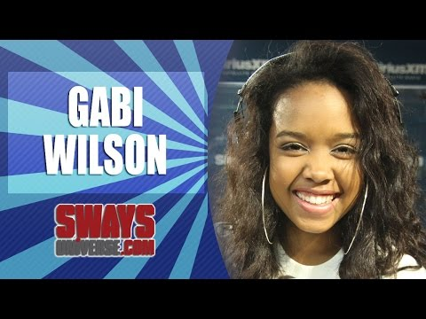 Child Prodigy Gabi Wilson Talks Dating, Meeting Alicia Keys & Her Filipino Roots | Sway's Universe