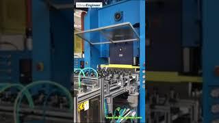 全自动铝箔容器生产线 Full Automatic Aluminum Foil Container Making Machine