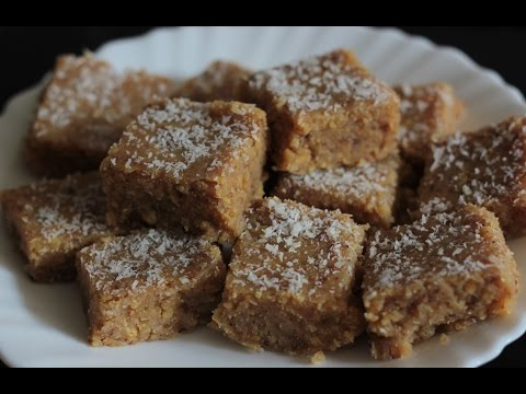 Quick And Easy Besan Burfi With Condensed Milk In 20 Minutes