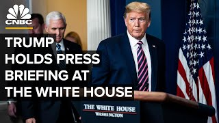 President Trump holds a news conference at the White House — 9/18/2020
