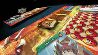 Dinosaur King Trading Card Game TV Commercial