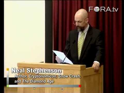"Neal Stephenson - ""We Are All Geeks Now."""