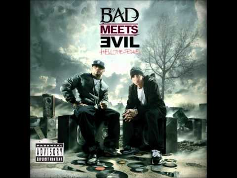Bad Meets Evil  Echo lyrics