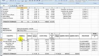 Poniendo en práctica las herramientas para calcular tus costos. Parte 1. ¡No le aflojes!