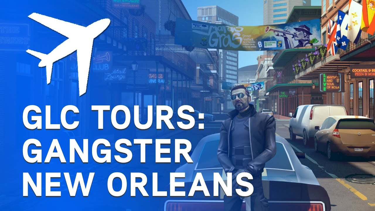 welcome to gangstar new orleans gameloft central tours youtube. Black Bedroom Furniture Sets. Home Design Ideas