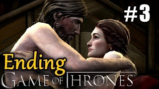 GAME OF THRONES Episode 5 #3 Ending of Vipers ★ pc let