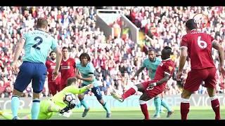 الأخبار - محمد صلاح يقود ليفربول للانتصار علي بورنموث بثلاثية نظيفة في الدوري الإنجليزي