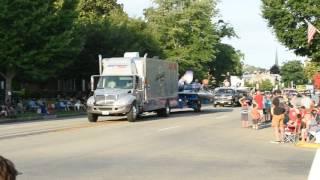 2017 Madison Regatta Parade Rob Hall Marine Dream moto -  feel the noise