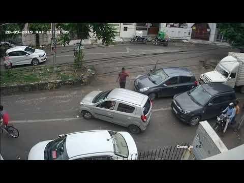 😇 !! Incidents !! 🤪🤓 CCTV Captured.