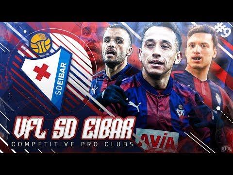 FIFA 18 Pro Clubs VFL | #9 | JAMES SWEAT IT!!!!!!
