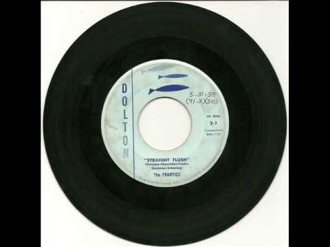 The Frantics - Straight Flush 1959