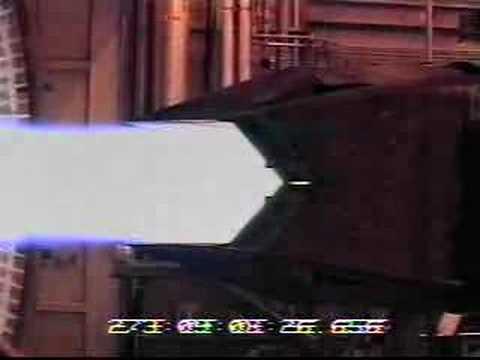 F119 Thrust Vectoring Nozzle