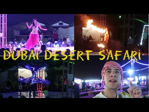 Vlog: Dubai travel guide: Desert safari -II-! The best thing to do in Dubai! SATRA nu stie asta!
