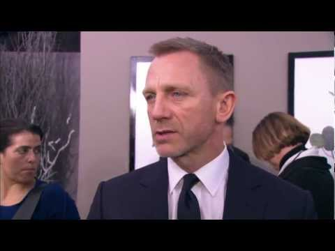 The Girl With The Dragon Tattoo: Daniel Craig's Interview at the New York Premiere from YouTube · Duration:  58 seconds