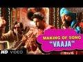 Making of Song Vaaja | Fer Mamla Gadbad Gadbad | Roshan Prince, Japji Khera