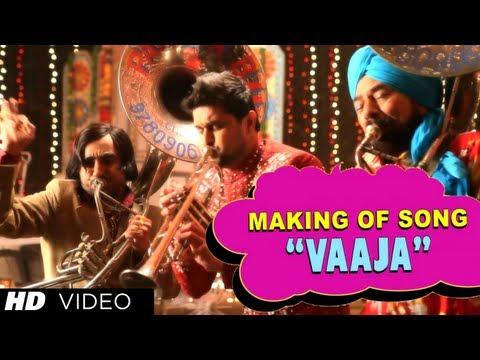 Making of Song Vaaja   Fer Mamla Gadbad Gadbad   Roshan Prince, Japji Khera