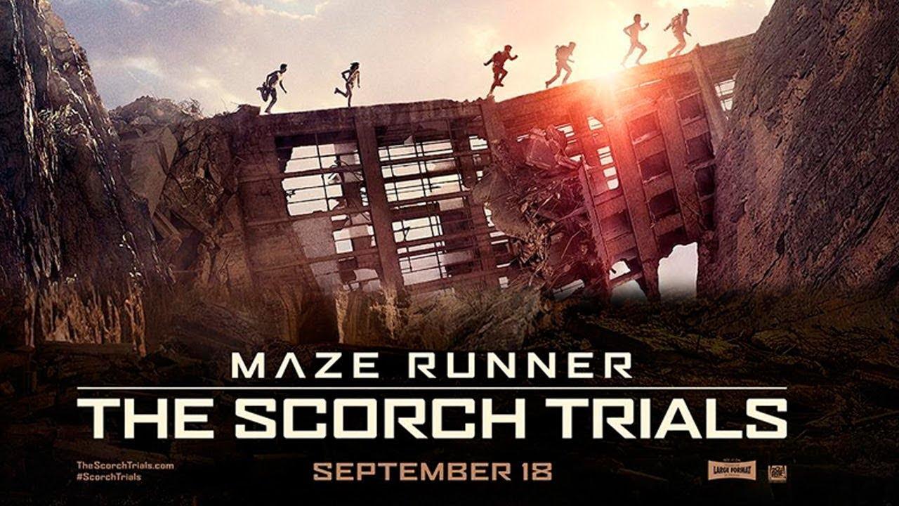 Download •Maze Runner 2 The Scorch Trials Hindi Audio 1080p | Full Movie Hindi•