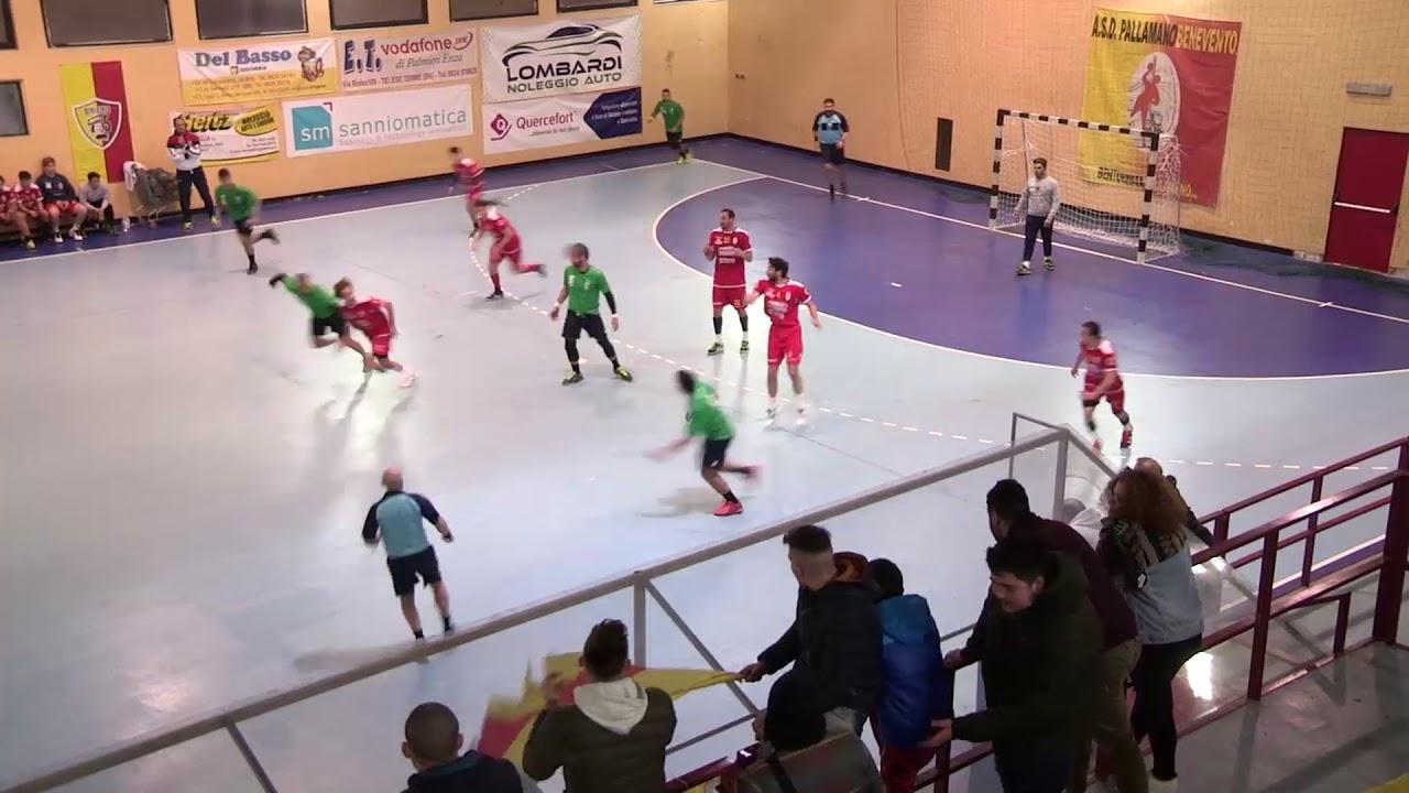 Serie A1M [11^]: Benevento - Conversano 23-28