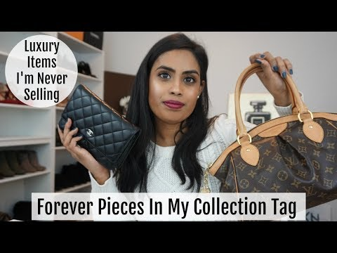Forever Pieces In My Collection TAG | Samadhi Herath