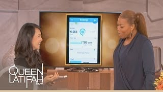 Top 5 Apps with Natali Morris on The Queen Latifah Show