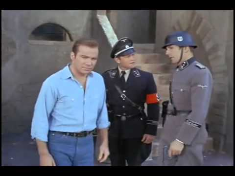 Captain Kirk and Mr. Spock become Nazis