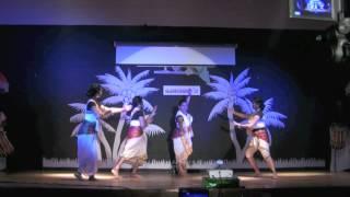 Onam Theme Dance