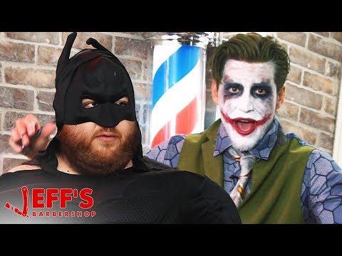 JOKER REVEALS FATMAN'S IDENTITY | Jeff's Barbershop