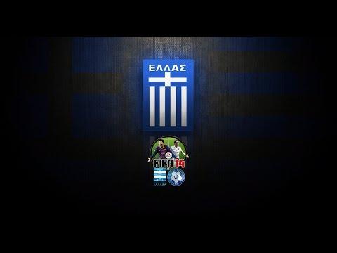 FIFA 14 Greek League 2016-17