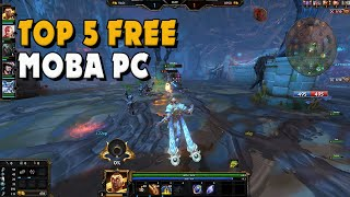 Top 5 FREE MΟBA Games for PC 2021
