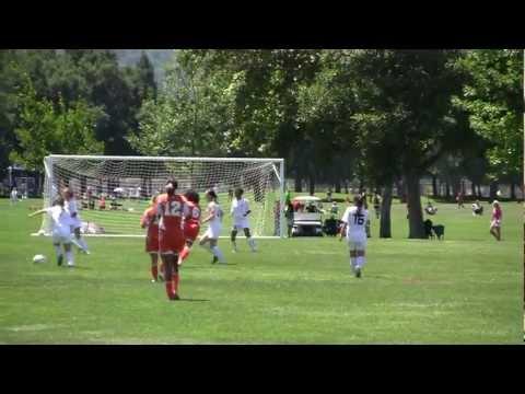 110722 Pleasanton Rage Premier vs. Greater Renton FC '95 Blue (WA), 2