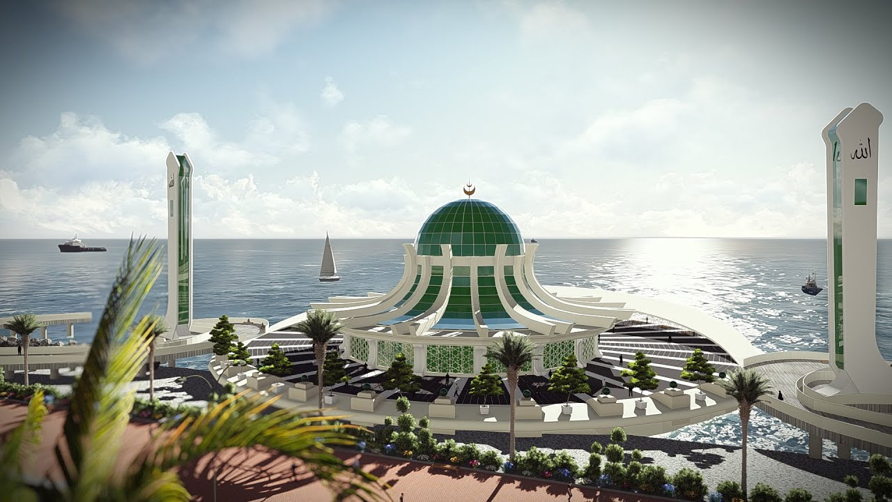 3d Animation Wallpaper Hd 3d Animation The True Power Of Lumion 5 0 Pro Mosque