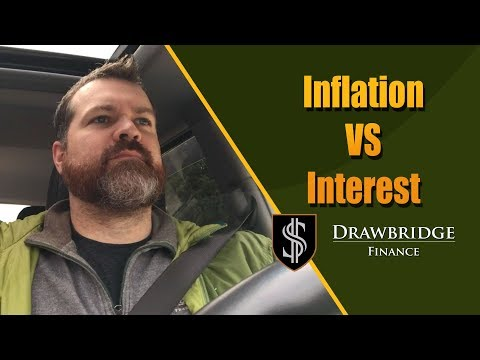 Inflation VS High Interest Savings Account