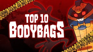 Top 10 BODYBAGS in ORAS OU Tournaments