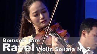 라벨 피아노와 바이올린을 위한 소나타 제 2번 - 김봄…