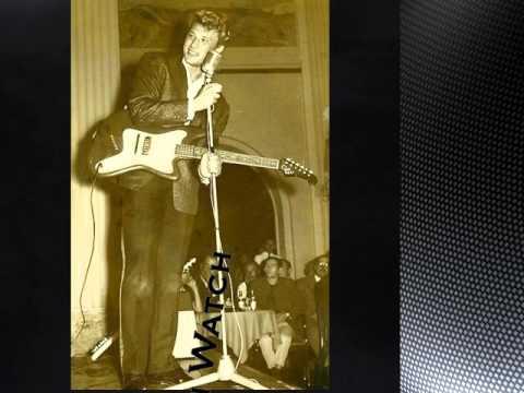 1961 - Palais des Sports - Johnny Hallyday