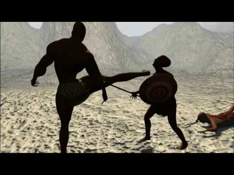 Legends of Stone - Comic Book Trailer