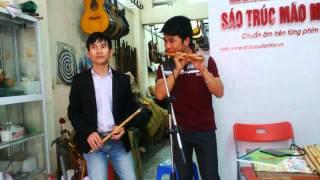 Bến Thượng Hải- Cao Trí Minh. Live vs Mão mèo