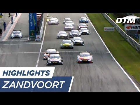 Highlights Race 2 - DTM Zandvoort 2017