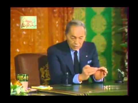 Hassan II l'heure de verité 1989 - INTEGRALE