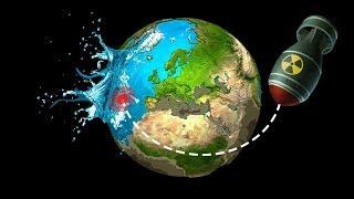 Những Mối Nguy Hiểm Khôn Lường Từ Vũ Trụ Đối Với Trái Đất