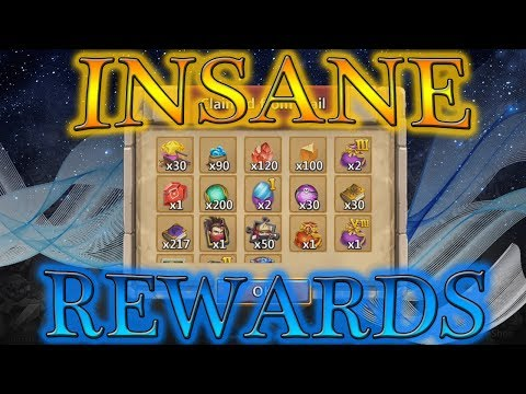 Insane Clashers Day Rewards Opening L Clashers Day L Castle Clash