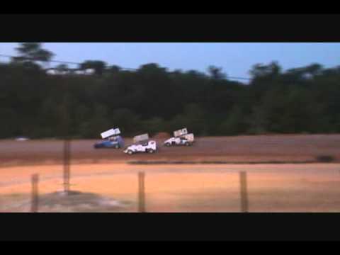 Heat 1, Champion Park Speedway, Minden La, 8-20-11