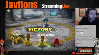 summoners stream smurf toa 50 hard