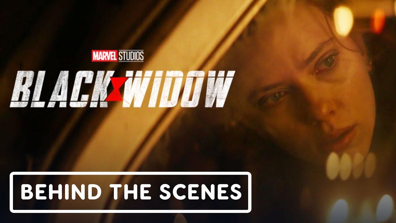 Black Widow - Clip oficial de 'Legacy' detrás de escena + vídeo