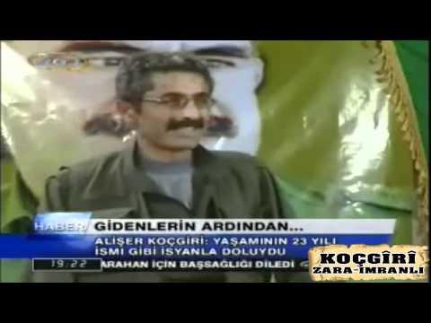 ŞEHİT ALİŞER KOÇGİRİ / YÜCEL HALİS - PKK HPG  - SİVAS ZARA