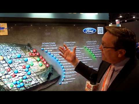 DSE 2015: AccuWeather Showcases StoryTeller Interactive Display Solution