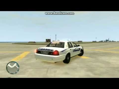 GTA 4 LCPDFR Maui Police Department Pack