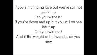 Daughtry- Witness(With Lyrics)